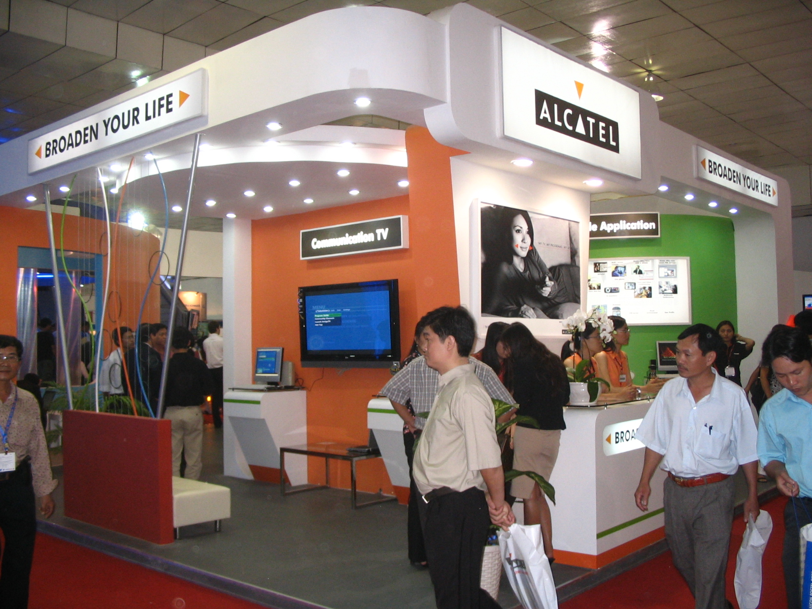 Vietnam International Communications Summit & Expo 2007